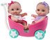 toys lil' cutesies twins stroller colors