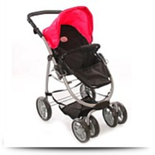 Buy 21 Babyboo Interchangeable Doll Stroller