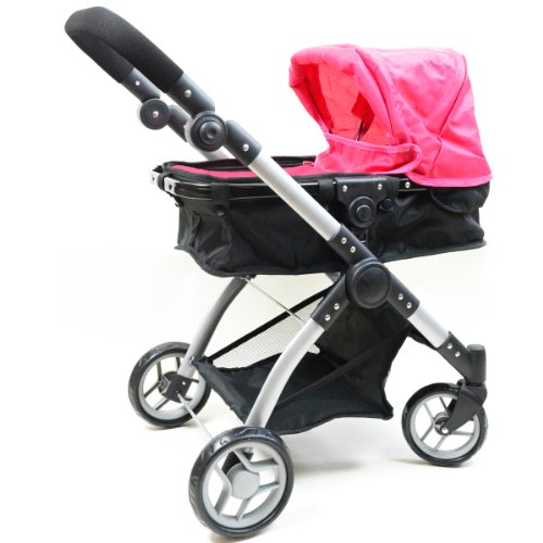 Toys For Strollers : Convertible babyboo doll stroller toy baby strollers