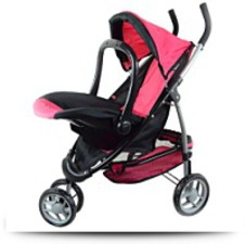 Buy 21 Doll Stroller With Car Seat