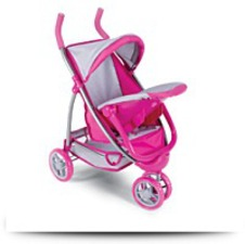 Buy 2 In 1 Doll Stroller With Infantcar