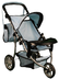 mommy doll stroller adjustable handles free