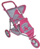 twin jogging stroller -top quality doll