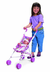 world toys umbrella doll stroller pretty