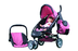 mommy doll stroller carrier free carriage