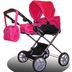 york doll collection bassinet stroller ages