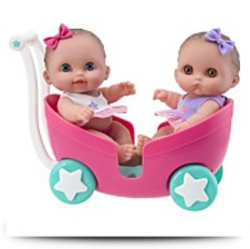 Buy 8 5 Lil Cutesies Twins In Stroller