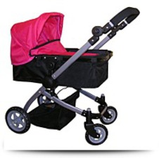 Buy Babyboo Bassinet Doll Stroller