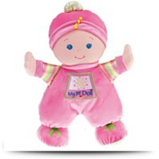 Buy Brilliant Basics Babys First Doll