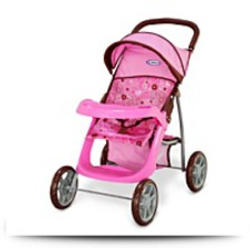Buy Deluxe Mirage Doll Stroller