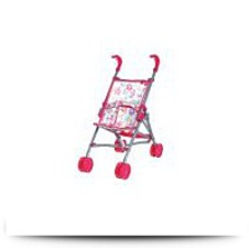 Buy Doll Accessories Small Umbrella Stroller