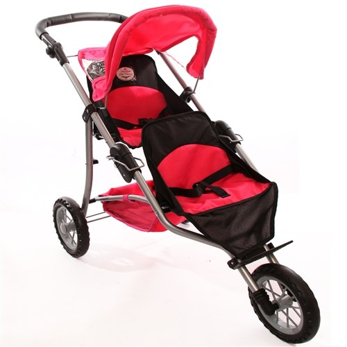 Toys For Strollers : Compare toy cute baby doll stroller vs twin jogging