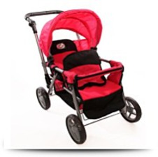 Buy Doll Twin Stroller