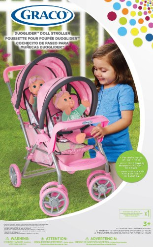 Compare Fisher Price Little Mommy Doll Stroller Vs Duo