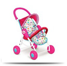 Buy Fisher Price Little Mommy Doll Stroller