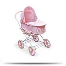 Buy Gingham 3IN1 Doll Pram Carrier