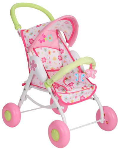 Little Mommy Baby Doll Stroller - Toy Baby Strollers