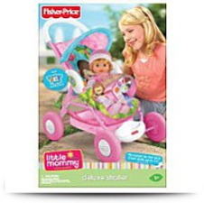 Buy Little Mommy Precious Planet Deluxe Doll