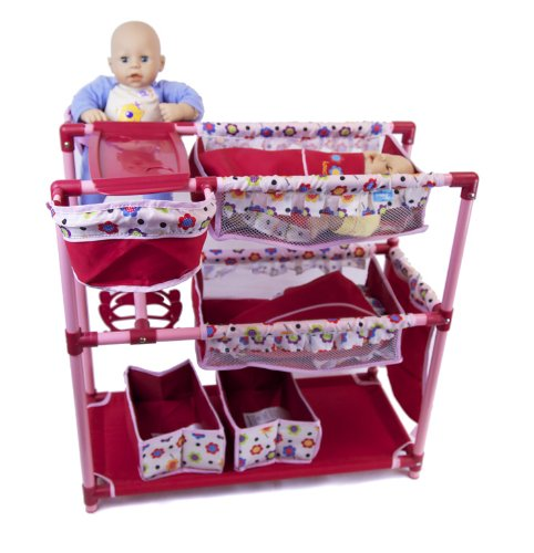 Great deal on malibu doll play set in pink