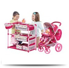 Malibu Doll Play Set