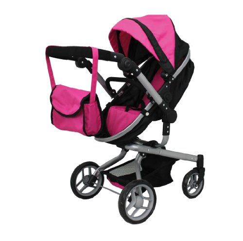 Compare Mommy And Me 2 In 1 Deluxe Doll Stroller Vs 2 1