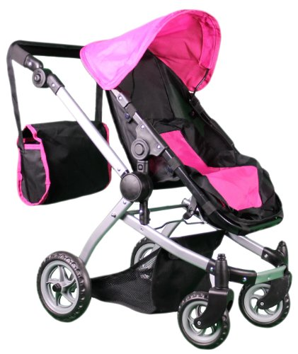 Toys For Strollers : Mommy and me deluxe babyboo doll stroller toy baby strollers
