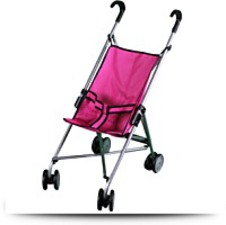 Buy Mommy And Me Doll Stroller With Swiveling