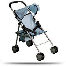 Buy Mommy And Me My First Doll Stroller Sky
