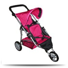 Buy My First Doll Twin Jogging Stroller