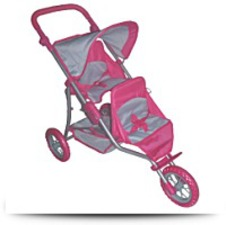 Buy Twin Jogging Stroller