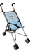 york doll collection umbrella stroller blue