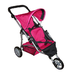 york doll collection twin jogging stroller