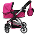 mommy deluxe doll stroller view photos