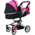 mommy deluxe doll stroller extra tall