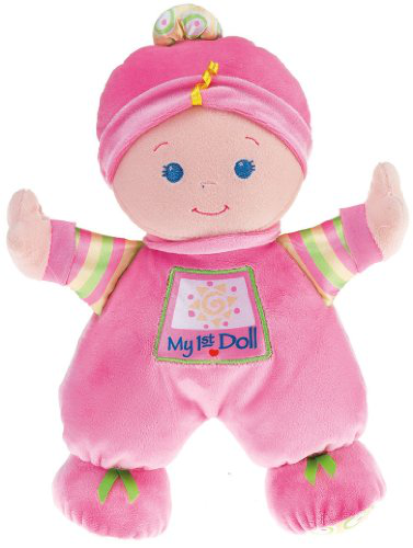 Brilliant Basics Babys First Doll