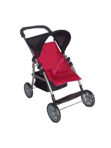 The New York Doll Collection Single Doll Stroller
